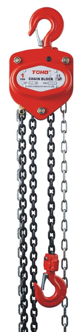 HSZ-622A chain block